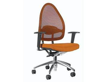 Topstar Open Base Bürostuhl orange