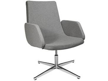 Topstar Sitness® Lounge 20 Besuchersessel grau