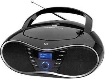 AEG SR 4380 Tragbarer CD-Player