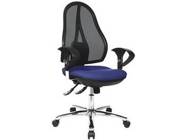 Topstar Open Point SY Deluxe Bürostuhl blau