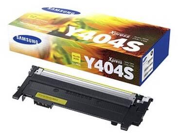 SAMSUNG CLT-Y404S gelb Toner