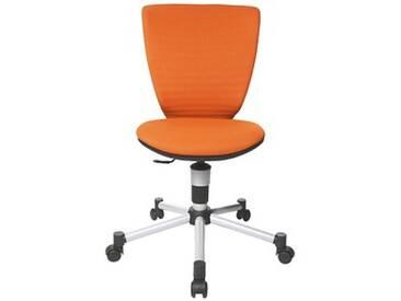 Topstar Titan® Junior 3D Kinderdrehstuhl orange