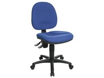 Topstar Point 10 Bürostuhl blau