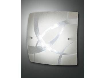 LED Deckenlampe weiß Fabas Luce Kymi 400mm 1750lm 4000K