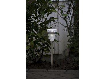 KONSTSMIDE Assisi Solar LED Kegel stehend