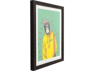 Bild Frame Gangster Monkey