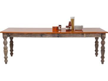 Tisch Ida Orange 240x100cm