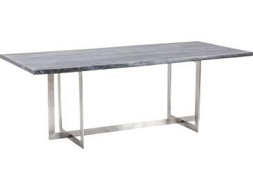 Tisch Level Chrom 220x100cm