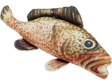 Kissen Shape Fish Dots 47x25cm