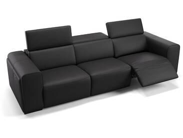 Ledercouch MATINO 3-Sitzer XXL Relaxsofa
