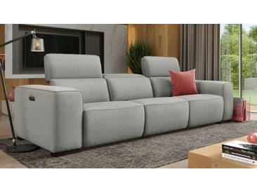 Stoff BIG Sofa BINETTO Funktionssofa