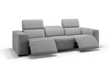 Stoff BIG Sofa BINETTO Funktionssofa
