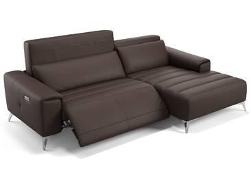 BELLA Polsterecke kompakt & hochwertig Relaxsofa Ecksofa