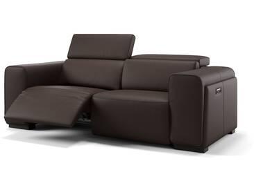 Ledersofa IMPERIA 3-Sitzer Sofa