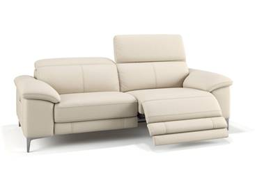 Ledercouch SIENA 3-Sitzer Sofa