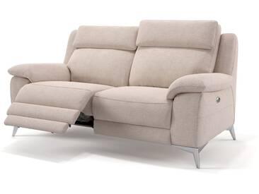 Designer Stoffcouch ALIANO 2-Sitzer Sofa