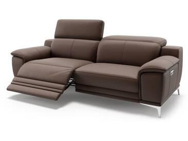 Ledercouch NOVOLI 3-Sitzer Sofa