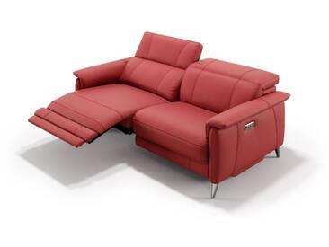 Couchgarnitur BARLETTA Designsofa 3-Sitzer