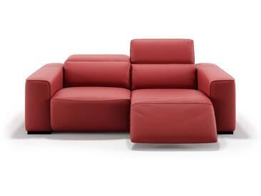 Ledercouch BINETTO 3-Sitzer Sofa