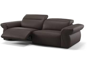 Leder 3-Sitzer VENEDIG funktional & bequem Ledersofa