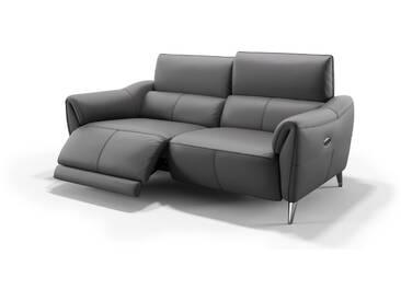 Ledersofa MALITO 3-Sitzer Garnitur