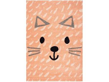 Kinderteppich Kitty Mabel