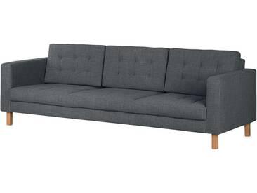 Sofa Grums II (3-Sitzer) Webstoff