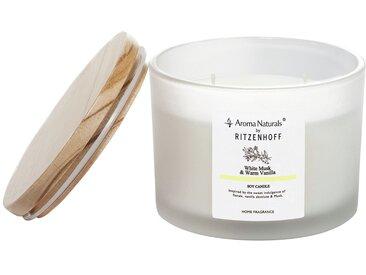 Duftkerze White Musk & Warm Vanilla