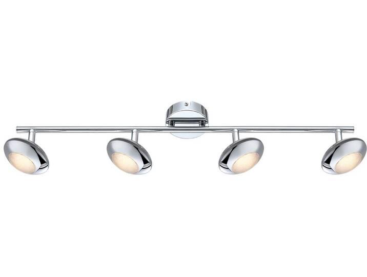 LED-Strahler Gilles Metall Silber