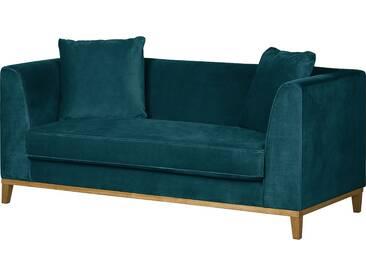 Sofa Blomma (2-Sitzer) Samt