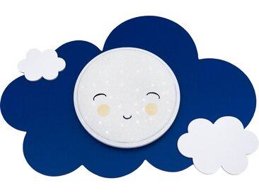 LED-Deckenleuchte Wolke Starlight I