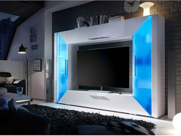 TV-Wand Soledad (inkl. RGB-Beleuchtung)