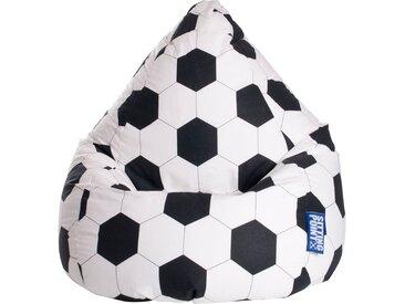 Sitzsack Bean Bag Fussball