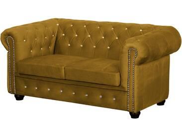 Sofa Torquay I (2-Sitzer) Microfaser