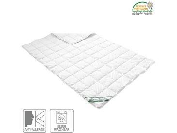 Steppbett Clean Cotton leicht