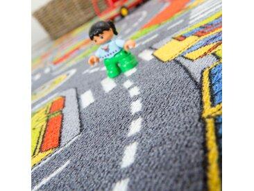 Kinderteppich Straße
