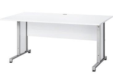 Schreibtisch Merit II – Alpinweiß