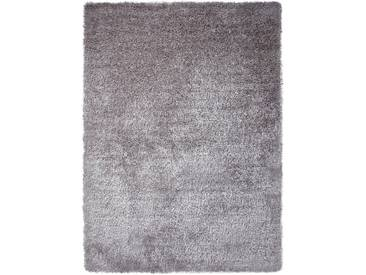 Teppich New Glamour- Silbergrau