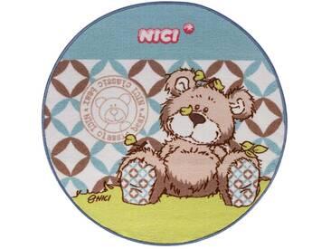 Teppich Nici Classic Bear Rund