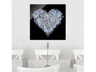 Bild Diamant Herz