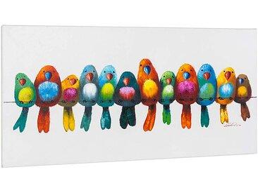Bild Bunte Vögel
