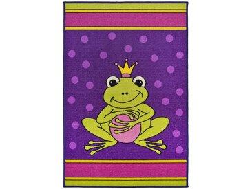 Kinderteppich Frosch