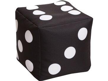 Fußhocker Cube Spielwürfel
