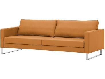Sofa Portobello (3-Sitzer) Echtleder