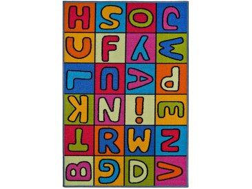 Kinderteppich Buchstaben