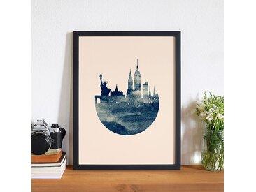 Bild NY Skyline