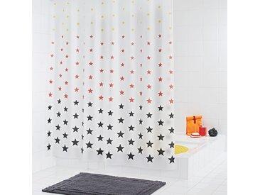 Duschvorhang Stars