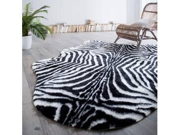 Zebrakunstfell Ziga