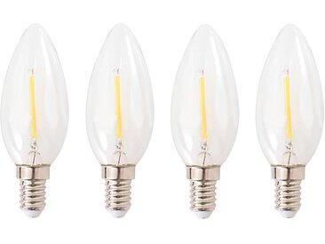 LED-Leuchtmittel Everest (4er-Set)