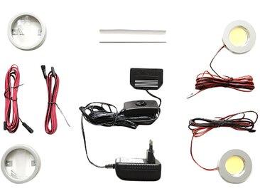 LED-Unterbau Spot Beeliar (2er-Set)